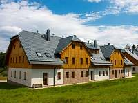 ubytování Českokrumlovsko v apartmánu na horách - Nové Chalupy