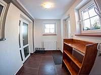 Apartmán č.1 chodba - k pronájmu Lipno nad Vltavou