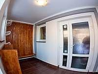 Apartmán č.1 chodba - ubytování Lipno nad Vltavou