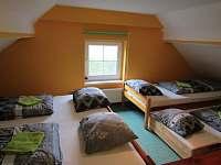 Apartmán č.1 ložnice - Lipno nad Vltavou