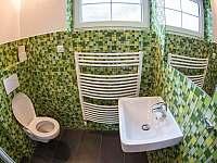 Apartmán č.2 koupelna - k pronajmutí Lipno nad Vltavou