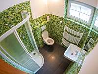 Apartmán č.2 koupelna - Lipno nad Vltavou