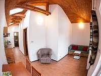 Apartmán č.2 obývák - Lipno nad Vltavou