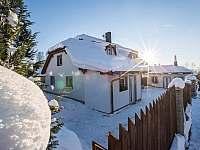 Zima - apartmán ubytování Lipno nad Vltavou