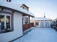 Zima - apartmán k pronájmu Lipno nad Vltavou