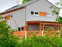 Horní Planá rodinný dům  ubytování