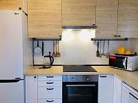 Kuchyňská linka - rekreační dům k pronajmutí Horní Planá