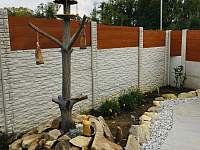 Zahrada - rekreační dům k pronajmutí Horní Planá