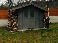 Zahradní domek - Horní Planá