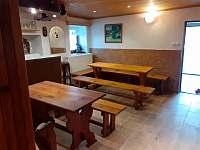 Chata u Krtka - bar - Nové Hutě