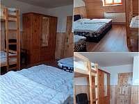Pokoj č.5 - 5.lůžek - Nové Hutě