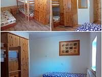 Pokoj číslo 6 - 4.lůžka - Nové Hutě