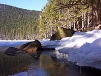Čertovo jezero - Železná Ruda