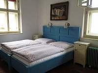 Chalupa - ložnice