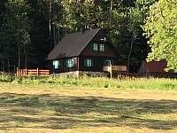 Pravé srdce Šumavy - chalupa ubytování České Žleby