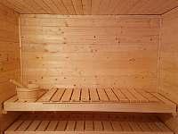 Sauna - České Žleby