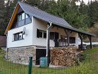 Chata ubytování v Lipně nad Vltavou