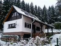 Chata na Kobylnici - Zima