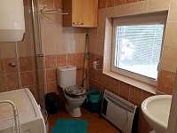 Koupelna + WC - Lipno nad Vltavou