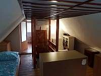 Ložnice 1 - Lipno nad Vltavou