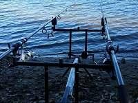 Rybaření na Lipně - pronájem chaty