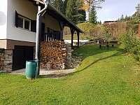Zahrada - chata