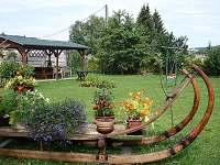 zahrada - Volary