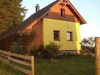 Chata Kobylnice - ubytování Lipno - Kobylnice