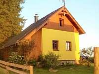 Chata k pronájmu - Lipno - Kobylnice Šumava