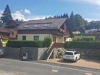 Železná Ruda rodinný dům  ubytování