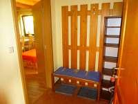 Apartmán2+kk- větší- 42 m2- chodba