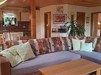 Velký apartmán 4+kk - pronájem rekreačního domu Železná Ruda