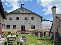 Levné ubytování na Šumavě Apartmán na horách - Dolní Dvorce