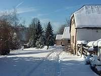 zima - Dolní Dvorce