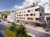 ubytování Železná Ruda Apartmán na horách