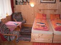 1. ložnice apartmán 1