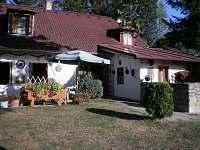Apartmán na horách - dovolená Českokrumlovsko rekreace Pernek