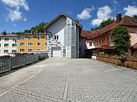 Apartmánový dům OTRE ve Frymburku - ubytování Frymburk