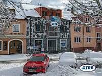 Apartmány OTRE ve Frymburku - ubytování Frymburk