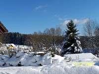 Rekreační dům na horách - okolí Dvorečné