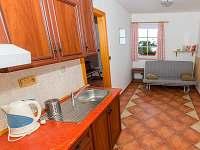 apartmán č.1  kuchyň