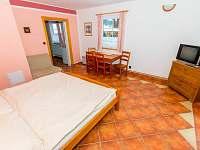 apartmán č.1 obývací pokoj
