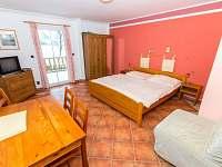 apartmán č.1, obývací pokoj