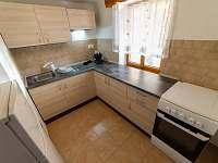 Kuchyně - chata k pronájmu Horní Planá - Karlovy Dvory