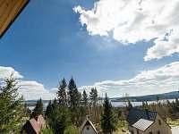 Výhled z chaty - Horní Planá - Karlovy Dvory