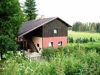 chata Rybářka Hory