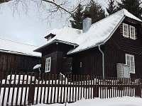 Chalupa ubytování v obci Pravětín
