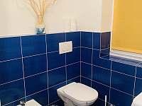 Koupelna - chalupa k pronájmu Hůrka