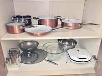 Vybavení kuchyně - Hůrka
