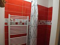 Koupelna apartmán 1 - pronájem Černá v Pošumaví